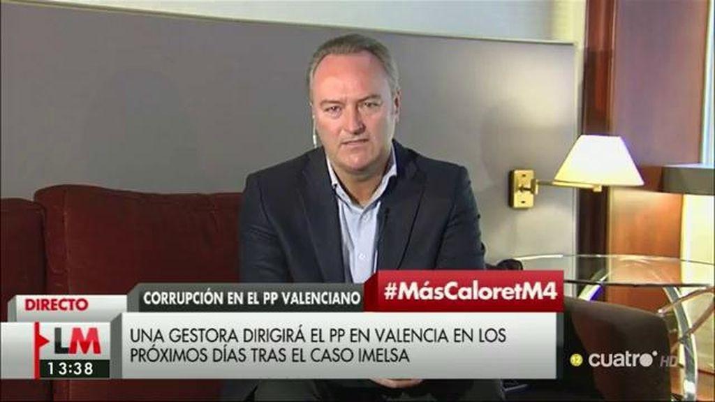 """Fabra, expresidente de la Generalitat: """"Hubo tibieza en muchos aspectos del partido"""""""