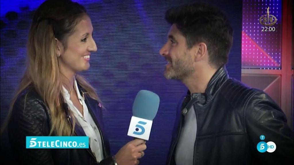 Sanchís no quiso hablar con 'Sálvame' pero sí respondió a las preguntas de Telecinco.es