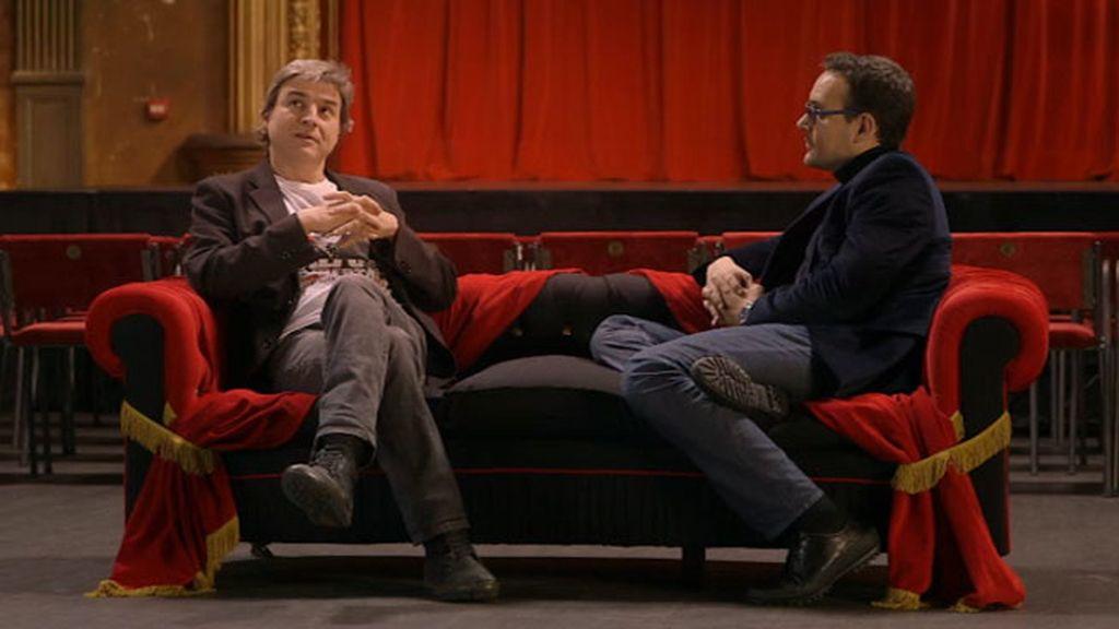 """Alberto: """"La dirección de los Goya pidió que por favor no se hicieran críticas políticas"""""""