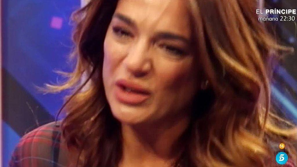 """Raquel, destrozada en el confesionario: """"Yo creo que sí existo"""""""