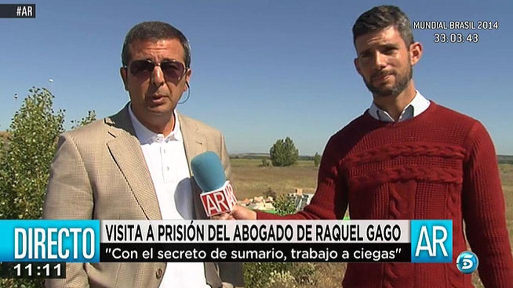 """El abogado de Gago: """"Hay transmisión de datos que vulnera la posición de la defensa"""""""