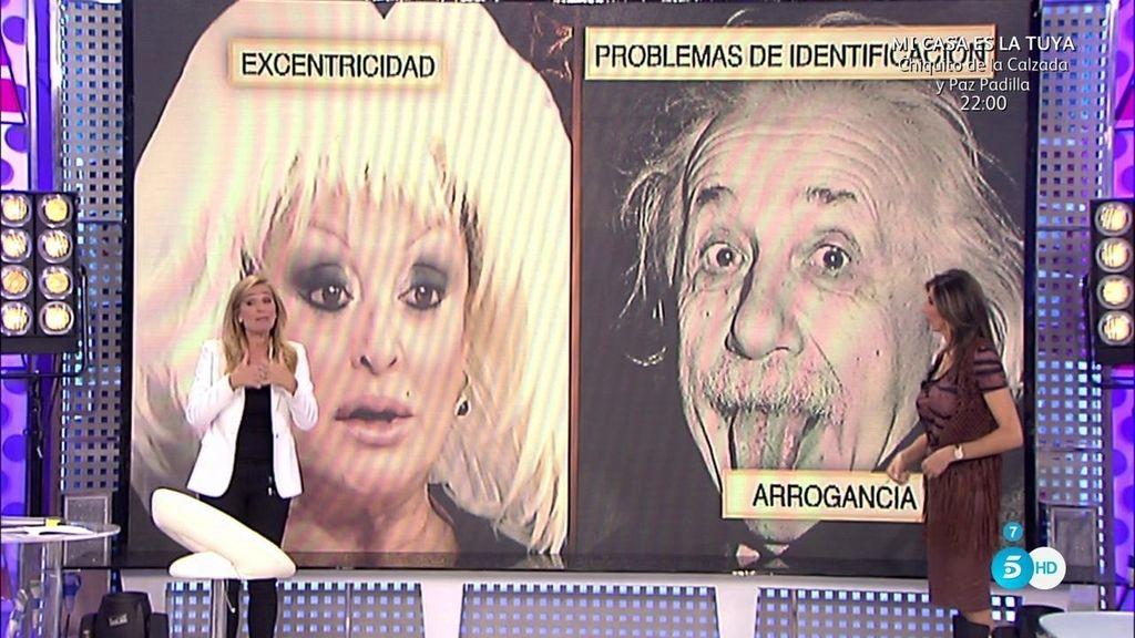 ¿Es Aramís Fuster una genio como Einstein?