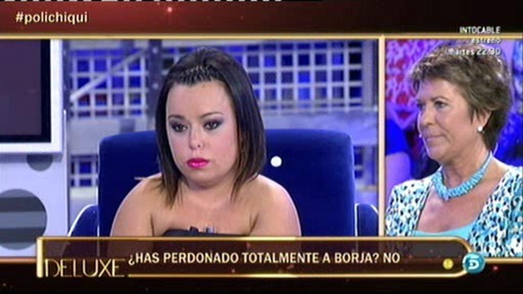 El polígrafo confirma que Chiqui no ha perdonado a Borja