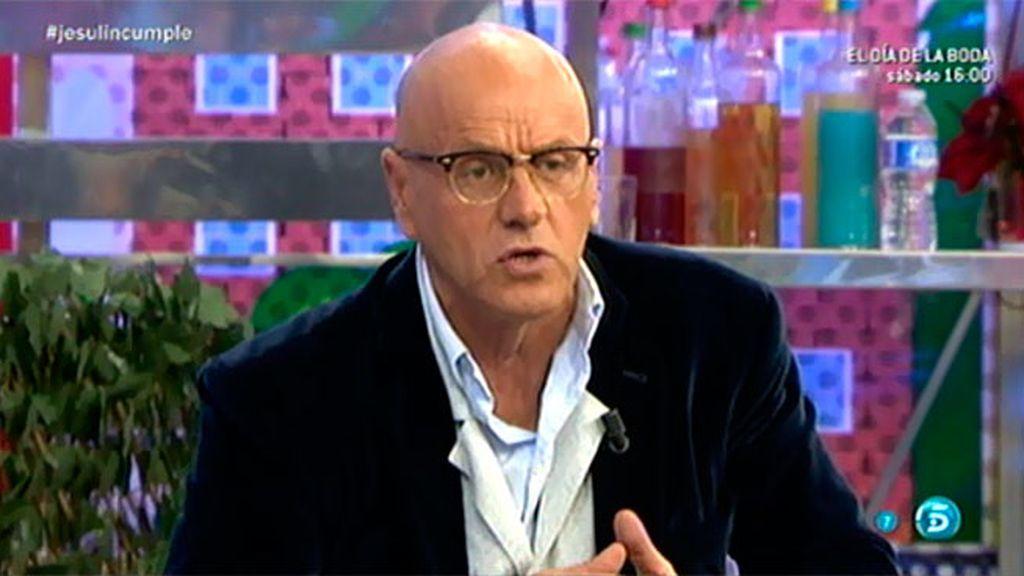 """""""Mantengo que Mª José Campanario ha tenido un follón en casa con Jesulín"""""""