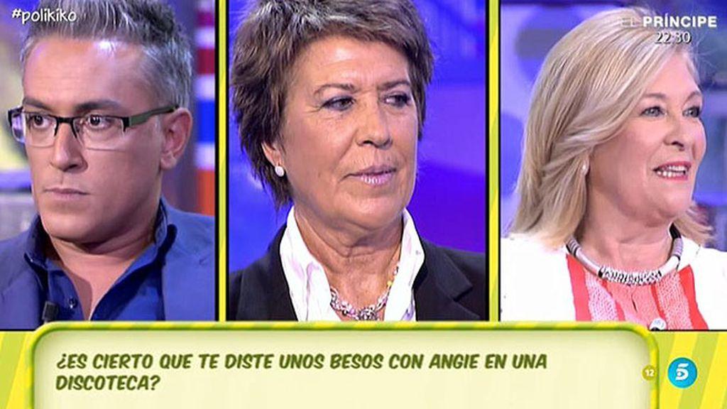 La máquina de Conchita le da la razón a Kiko Hernández: no tuvo nada con Angy