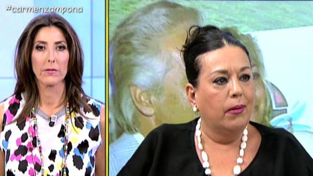 """Maribel, amiga de Rocío Cortés: """"Gracias a su hija, Antonio Cortés sigue vivo"""""""