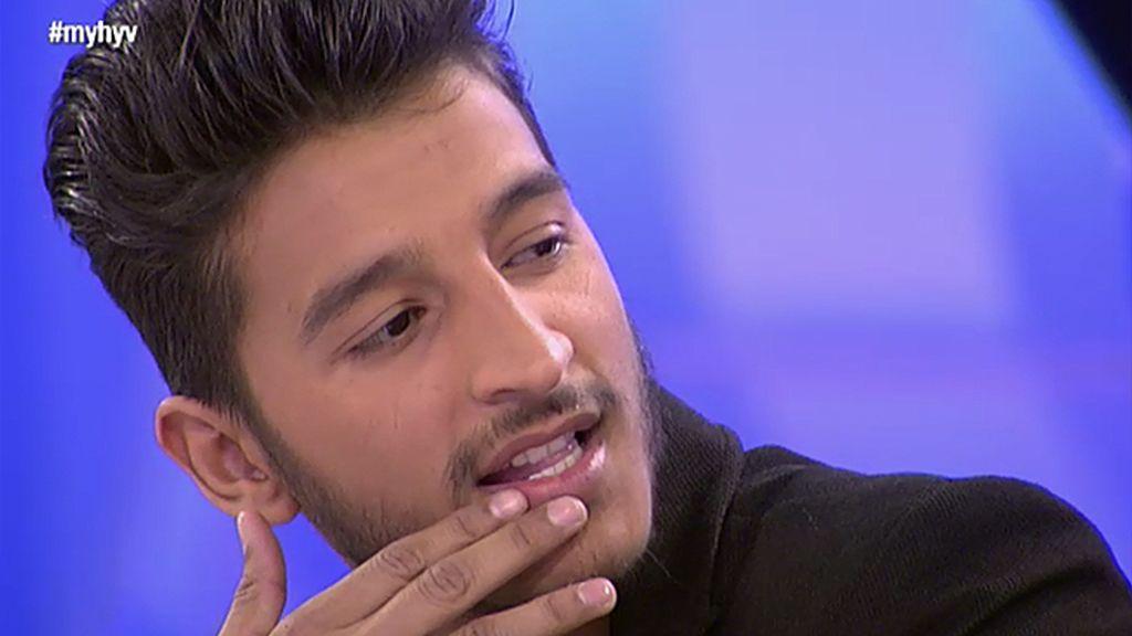 """Antonio David: """"Maikel tiene novia y esa chica está embarazada de cinco meses"""""""
