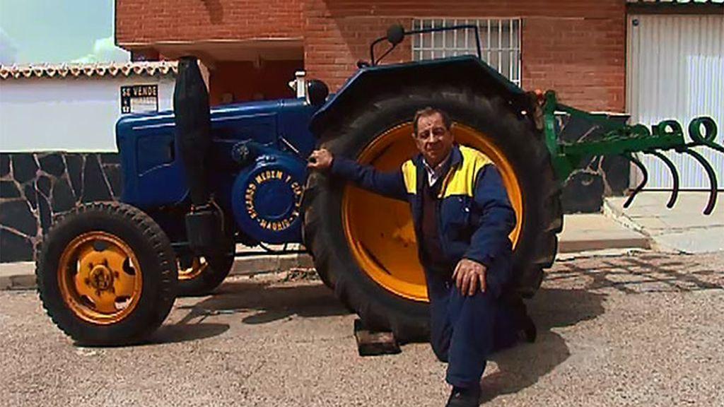 Vendo: Un tractor maravilloso por 8000 euros, que se pueden negociar