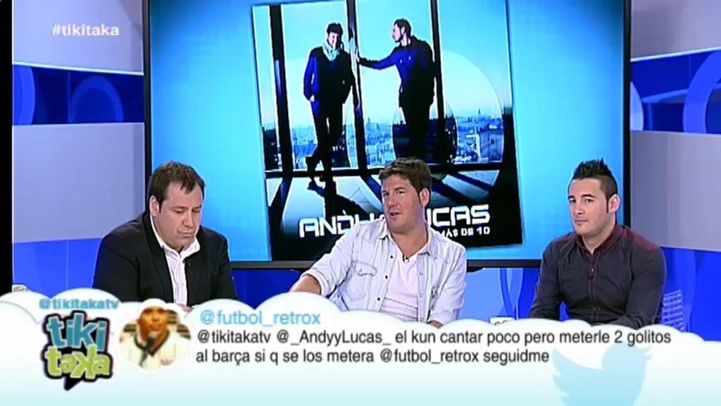 """Andy y Lugas: """"Una Liga así es menos emocionante y más aburrida"""""""