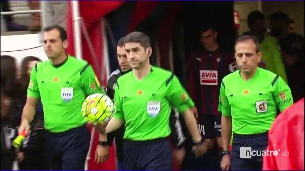 Las tres jugadas polémicas que protagonizaron el Eibar-Barça