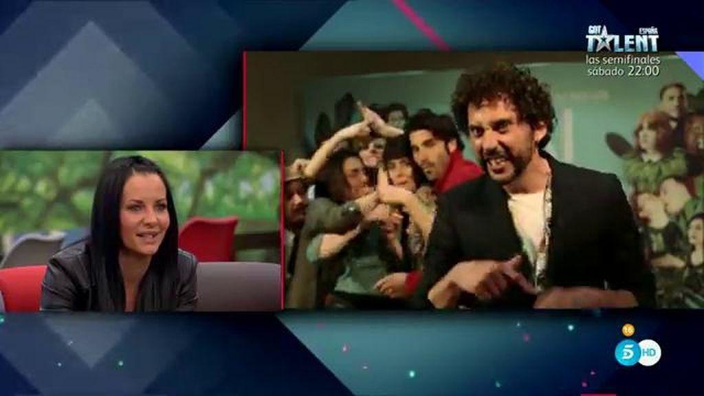 Los finalistas de 'GH VIP' conocen en exclusiva la canción de 'Kiki: el amor se hace'