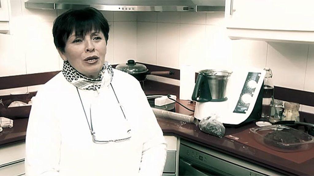 Victoria, la dueña de la receta del turrolate