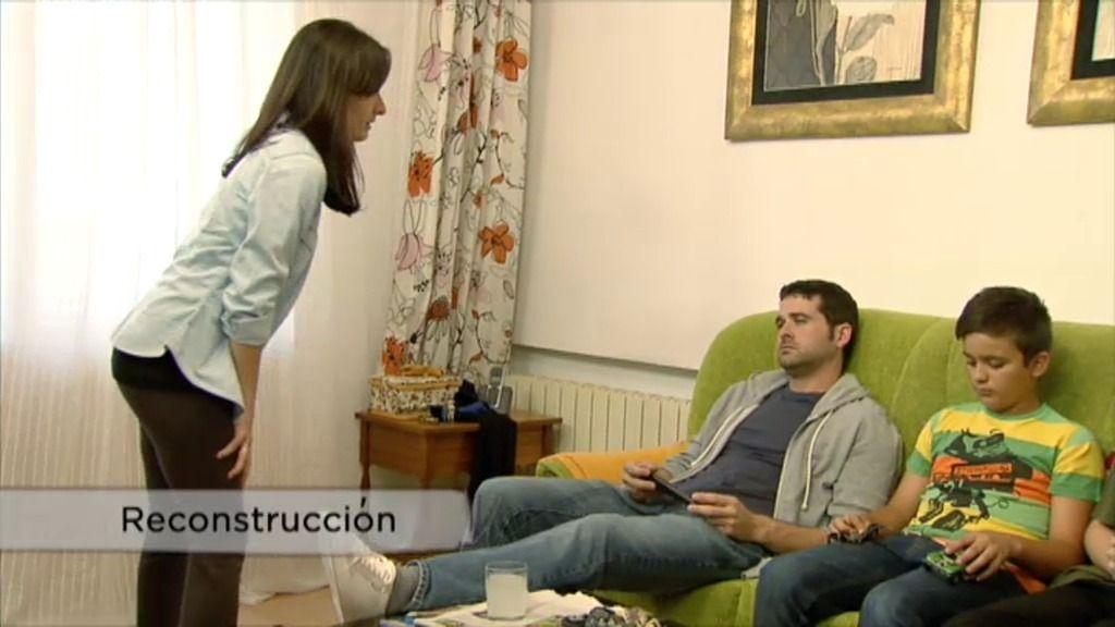 Vanessa denuncia a su marido, pero no tarda en retirar la denuncia