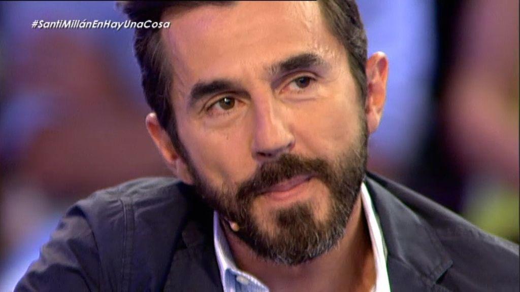 """Santi Millán: """"Con Josef empecé a sentir placer con el sufrimiento"""""""
