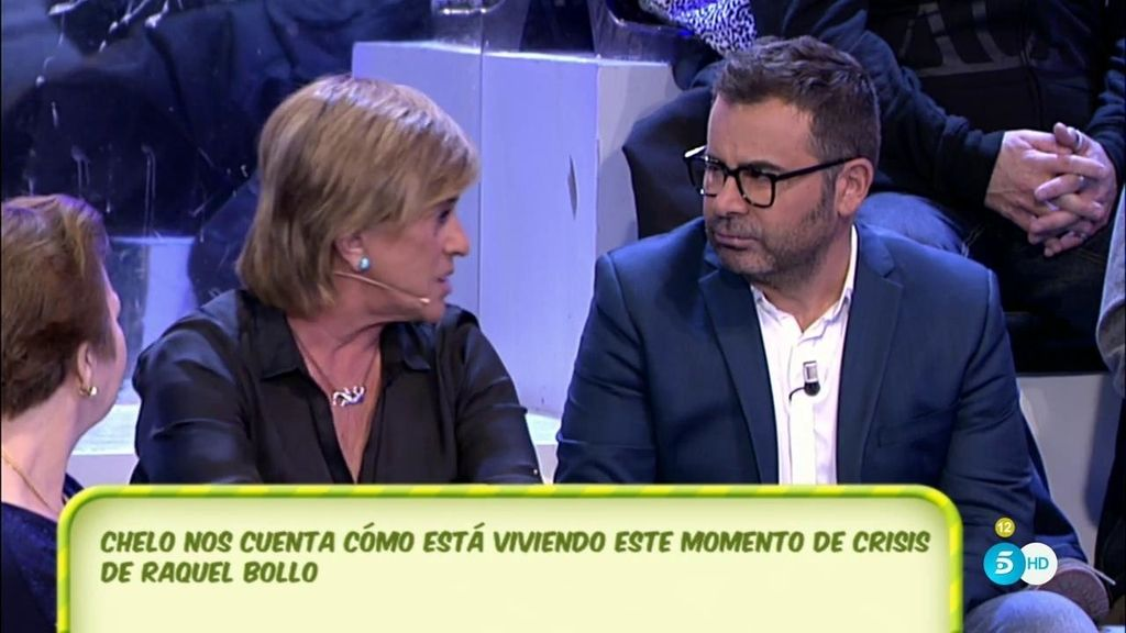 """Chelo Gª Cortés: """"Me parece muy injusta la actitud de Isabel Pantoja con Raquel Bollo"""""""
