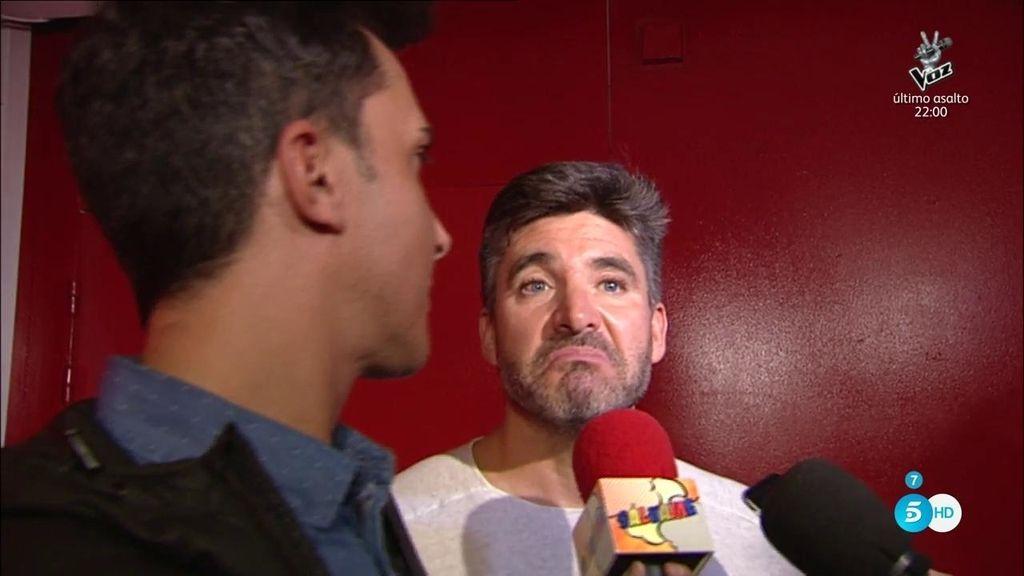 """Toño Sanchís: """"¿Tú crees que yo voy a vetar a alguien? Yo no soy Belén Esteban"""""""
