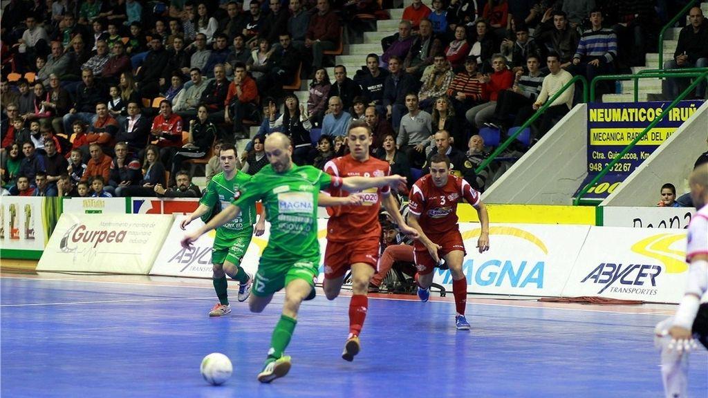ElPozo Murcia vence en Anaitasuna al Magna Navarra en un duelo de altura (4-5)