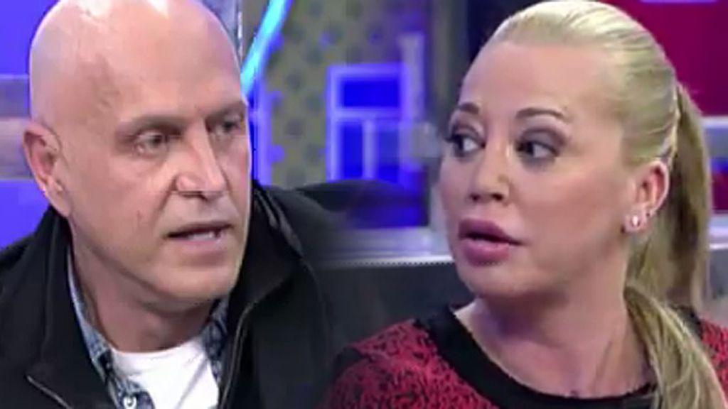 """Belén Esteban, de Kiko M.: """"Cuando vaya a un concurso y gane, que me hable"""""""