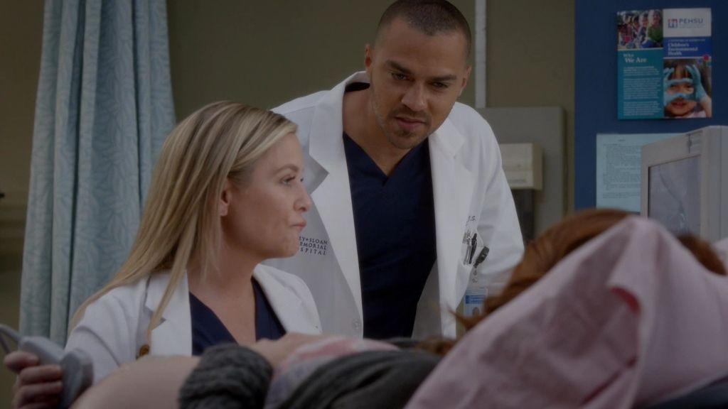 Arizona decide no llevar el embarazo de April después de un falso diagnóstico