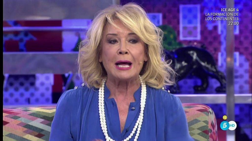 """Mila Ximénez: """"Edmundo se ha hecho con la casa de María Teresa Campos"""""""