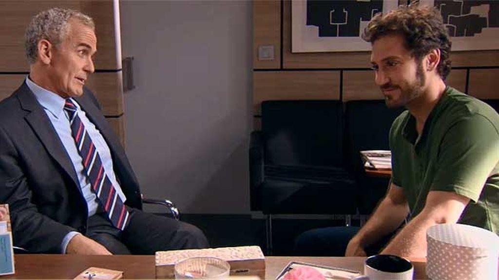 """Don Pablo, a Sergio: """"Mi hija se merece mucho más de lo que tú puedes darle ahora"""""""