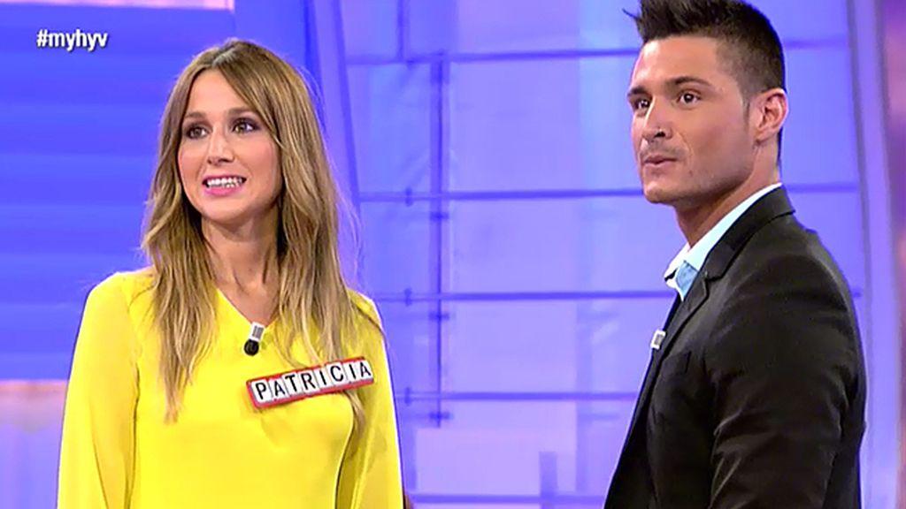 Patricia baila bachata para Ángel