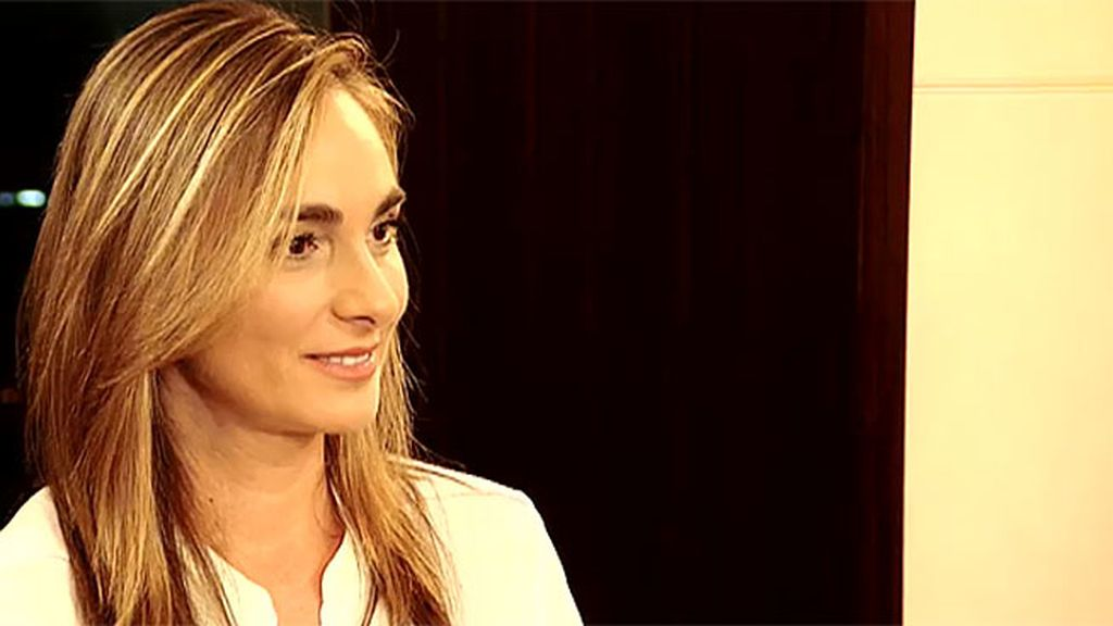 La periodista Marta Reyero será la embajadora de la marca 'Sea Skin'