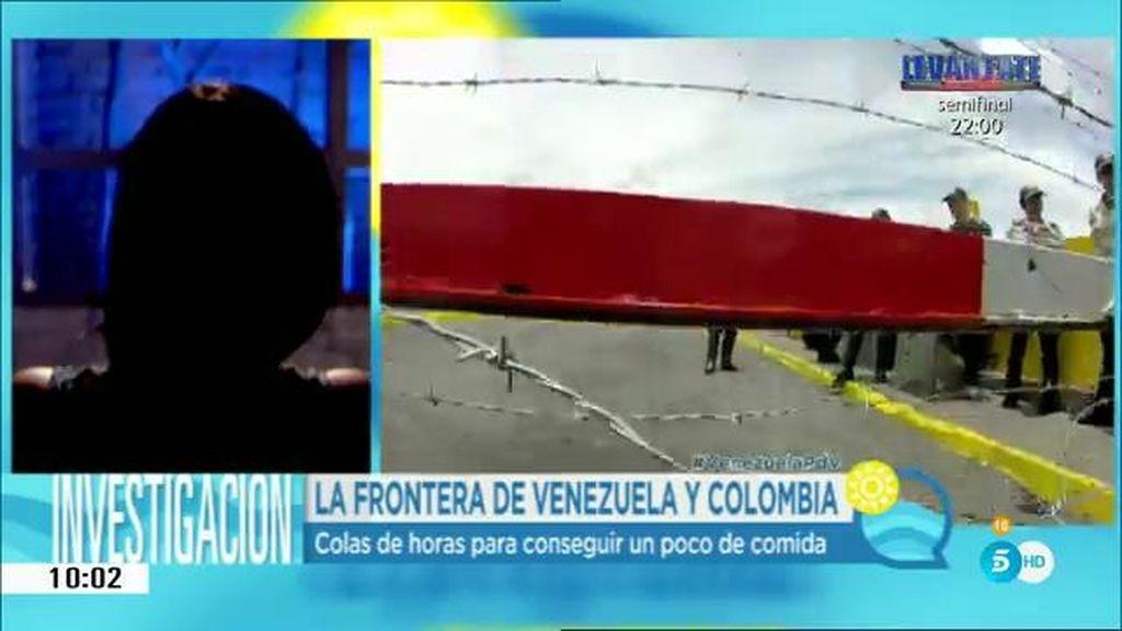 """""""El paso ilegal a Venezuela lo utilizan contrabandistas y familias al 50%"""""""