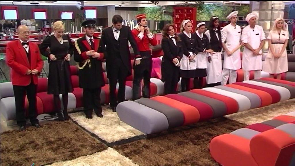 Resumen diario de 'GH VIP 4' (12/02/2016)