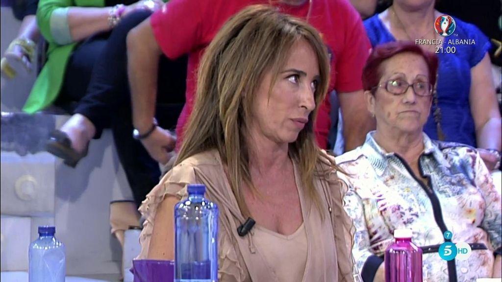 """María Patiño: """"Carlos Lozano se ha planteado denunciar a Mónica Hoyos"""""""
