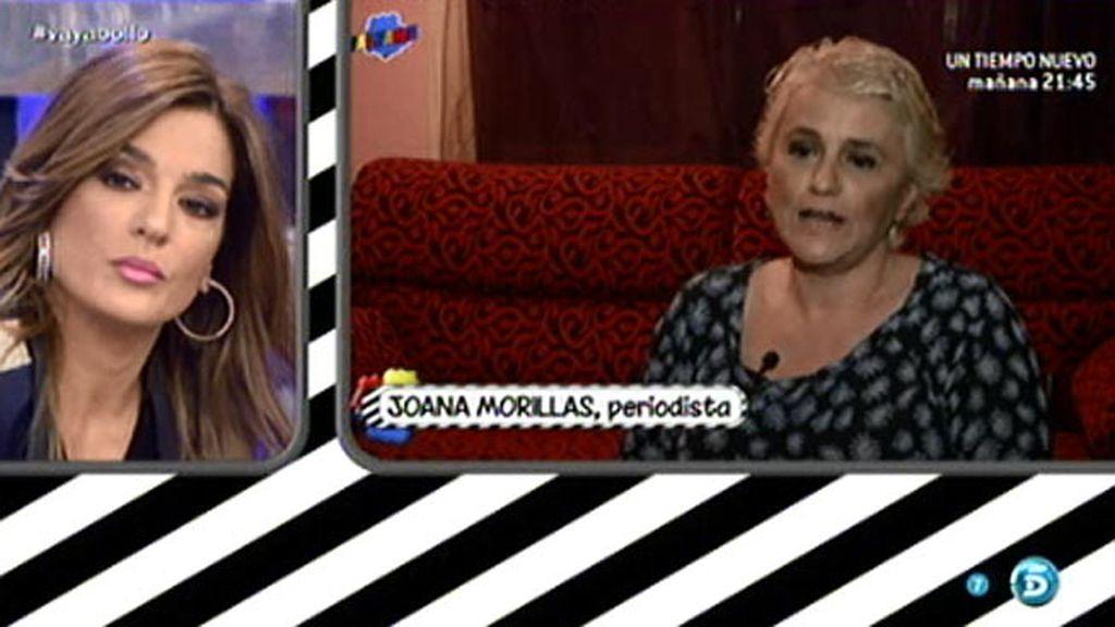 """Joana Morillas: """"A Chiquetete tuvo que darle igual que su hijo cantase con Pantoja"""""""