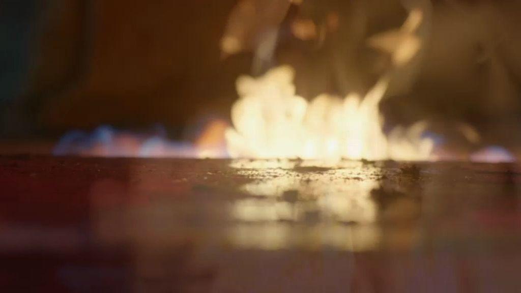 Daniella quema el nuevo local de 'Dreamland'