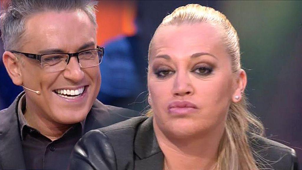 """Belén Esteban: """"Me encantaría ver la cara de Rosa si es la expulsada"""""""