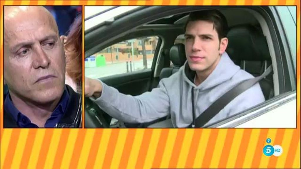 """Diego Matamoros: """"No creo que en la televisión se llegue a ningún punto"""""""