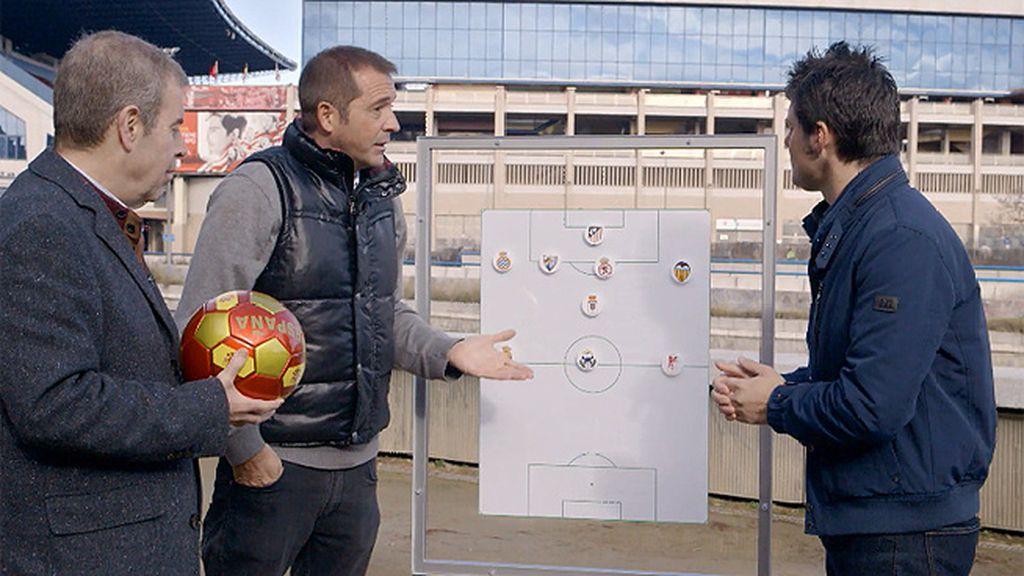 """Manu Carreño: """"El fútbol es un sitio a priori bastante fácil para otros intereses que no son los futbolísticos"""""""