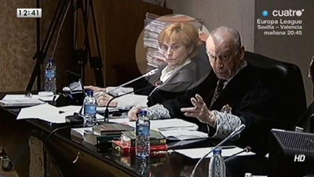 Una de las juezas que juzga a Silva perteneció a la asamblea de Caja Madrid