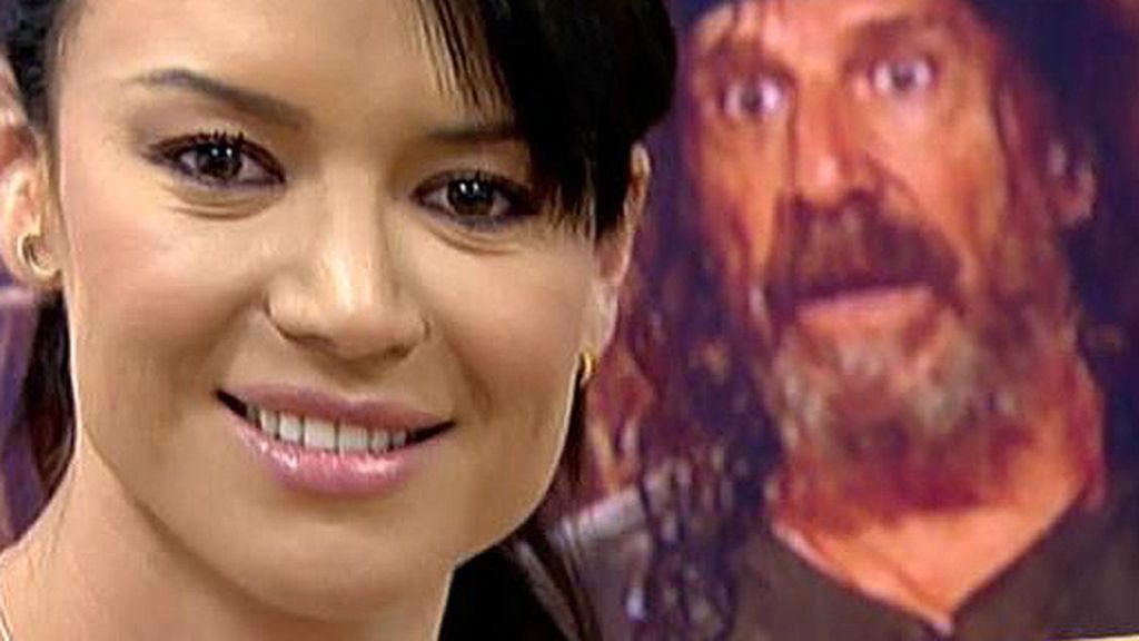 """Francesca: """"Apoyo a Nacho 100%, se siente traicionado y estoy aquí para defenderlo"""""""