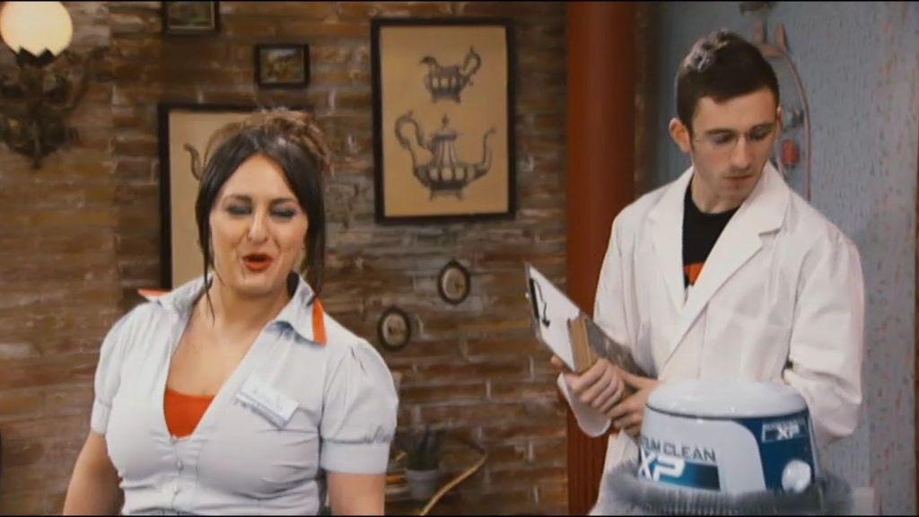 Luisma y Macu quieren vengarse Simón por haberles quitado clientes