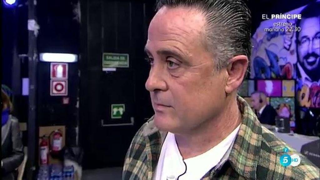 """El 'Héroe', tras su entrevista en el 'Deluxe': """"Yo no soy el mensajero de nadie"""""""