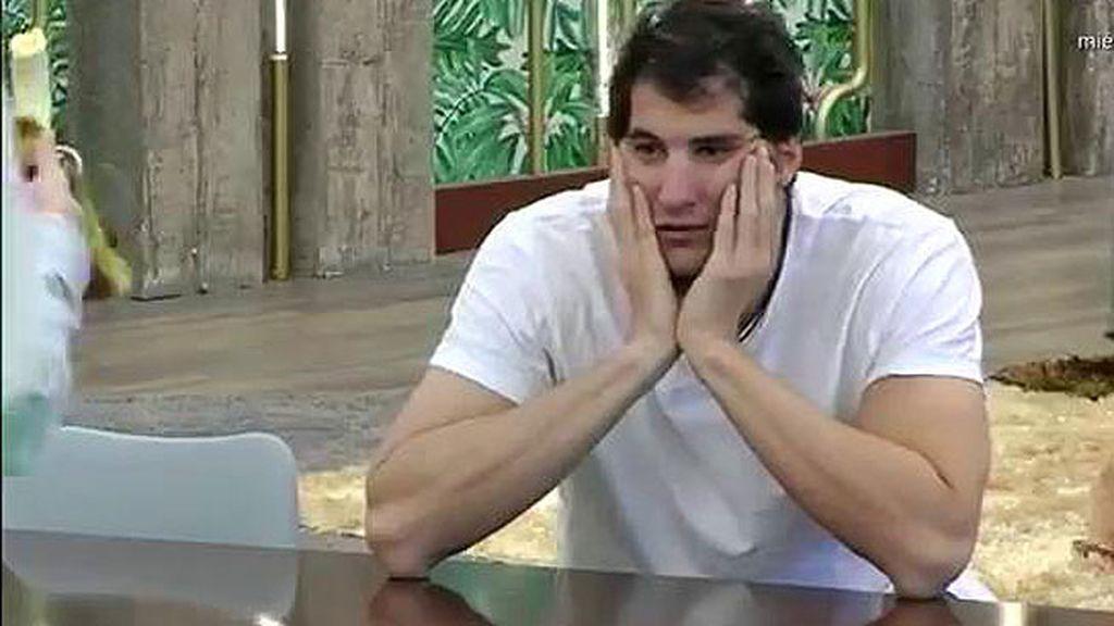 """Julián Contreras: """"Parece que he matado a alguien y no sé a quien"""""""