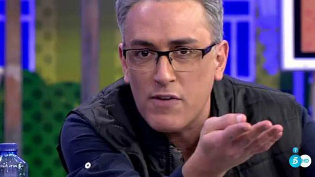 Kiko Rivera no acude a pinchar a una discoteca de Alicante, según Kiko Hernández