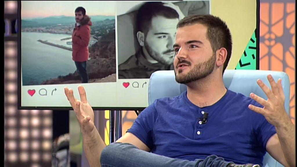 Cristian ligó con dos chicos por redes sociales y descubrió que estaban casados