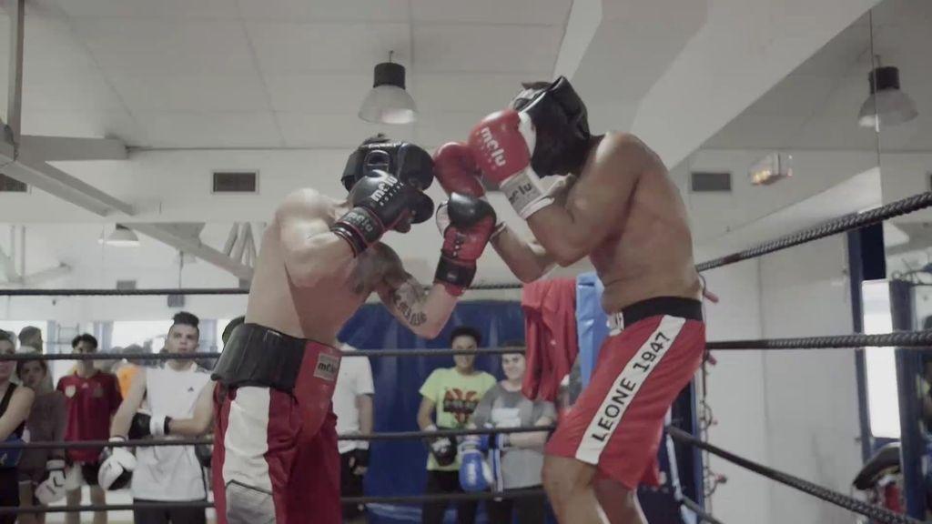 Rafa Lomana acepta el reto de Nico 'TNT': Aguantar los tres minutos de un asalto
