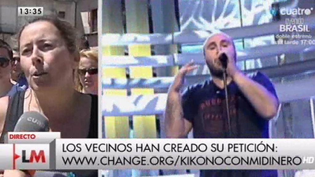 Medina del Campo recoge firmas contra la contratación de Kiko Rivera