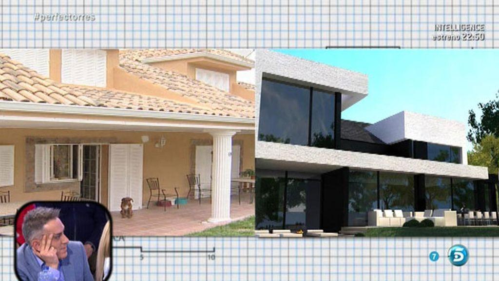 Joaquín Torres le hace una propuesta a Kiko H. para reformar su casa