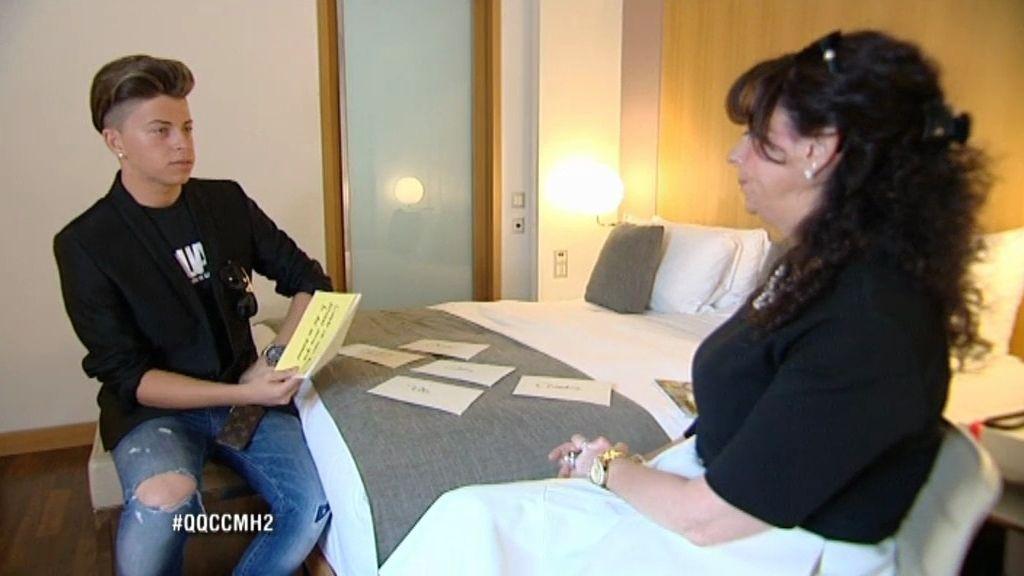 Rafa se entera de que Kristine se gastó 50.000 euros de su exnovio en un día