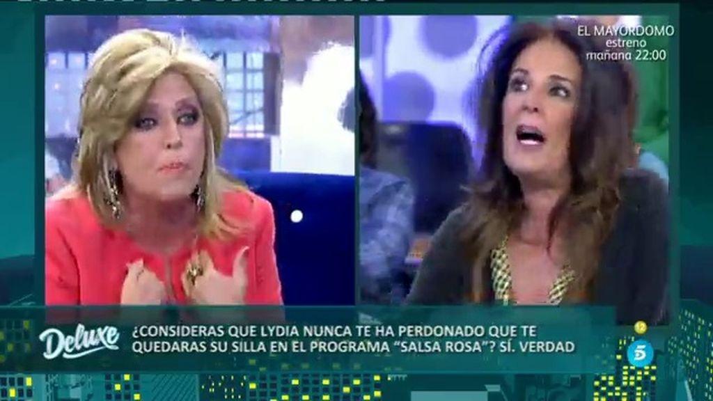 """Lydia, a Ángela Portero: """"Tú me importabas unas narices"""""""