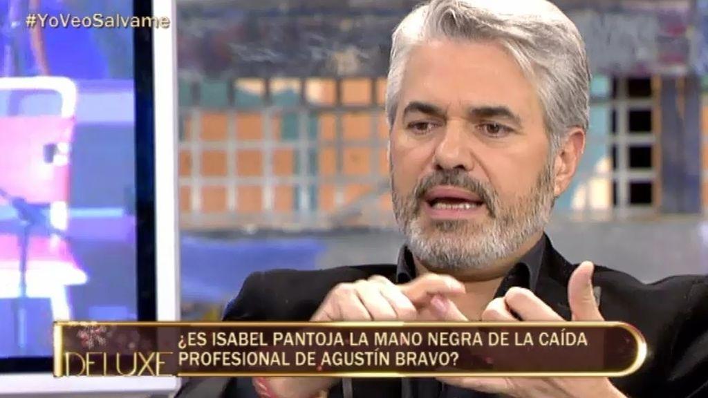 """""""Pantoja llamó a la Junta de Andalucía, llamaron a Canal Sur y te echaron"""""""
