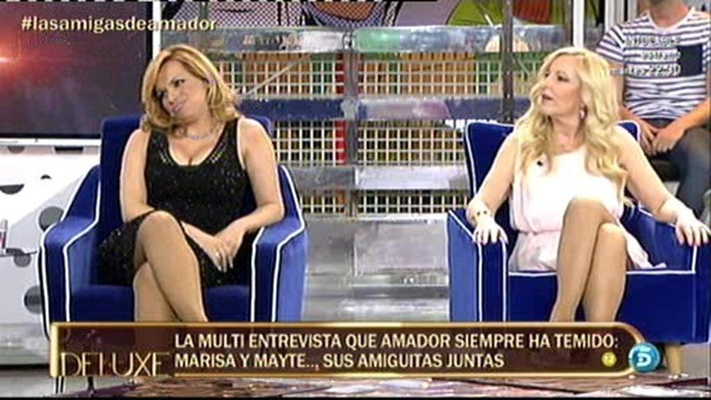 """Mayte: """"Marisa se metió en la cama de Amador a media noche y tuvieron relaciones"""""""