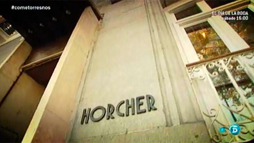 El lujo gastronómico de Horcher